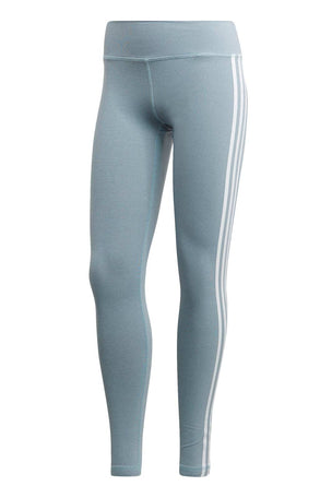 ADIDAS Believe This 3-Stripes Tights - Legend Ink image 5 - The Sports Edit