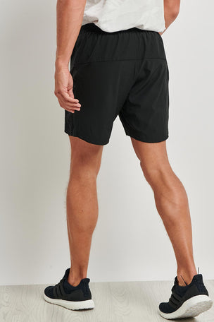 "ADIDAS Supernova 9"" Dual Shorts - Black image 2 - The Sports Edit"