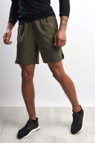 ADIDAS Ultra Energy Shorts - Utility Grey image 1 - The Sports Edit