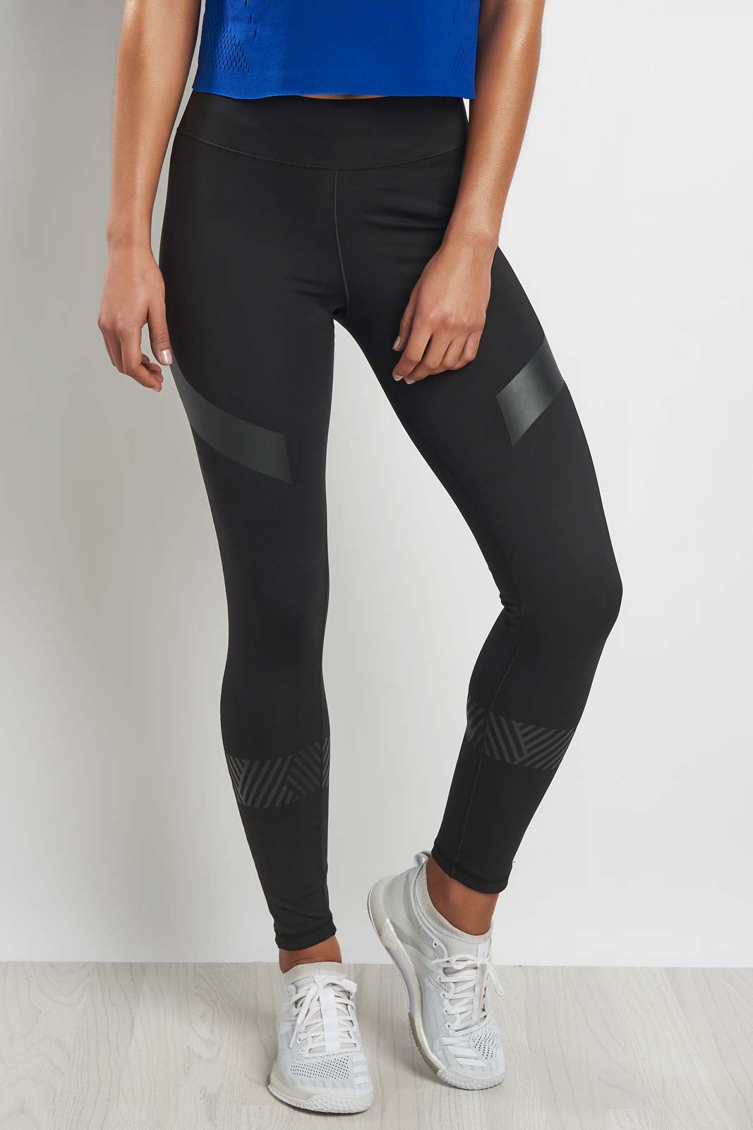ADIDAS Ultimate Tight - Black image 1 - The Sports Edit