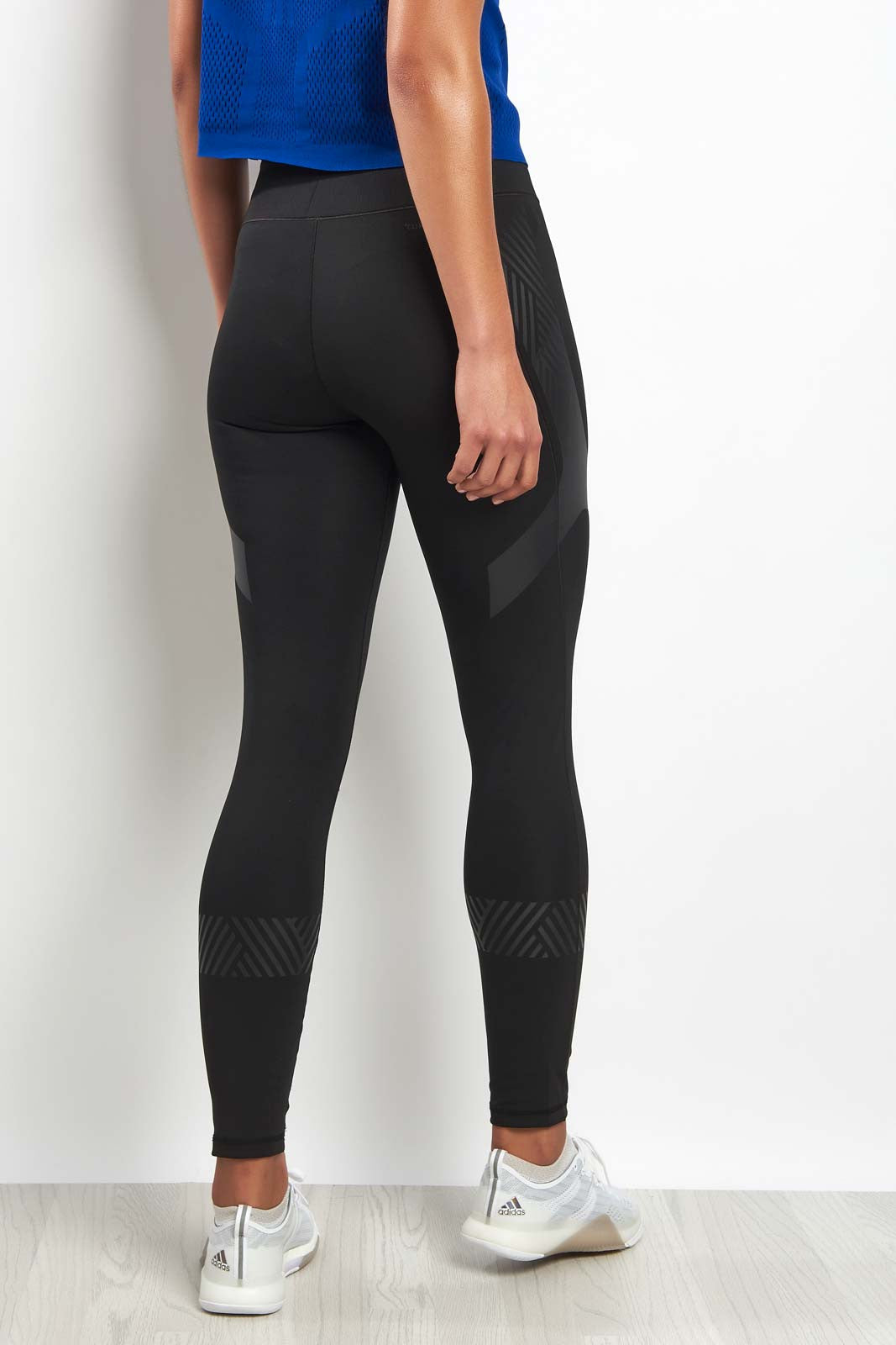 ADIDAS Ultimate Tight - Black image 2 - The Sports Edit
