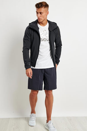 ADIDAS adidas Z.N.E. Run Jacket - Carbon image 4 - The Sports Edit