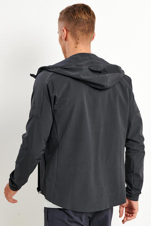 ADIDAS adidas Z.N.E. Run Jacket - Carbon image 2 - The Sports Edit