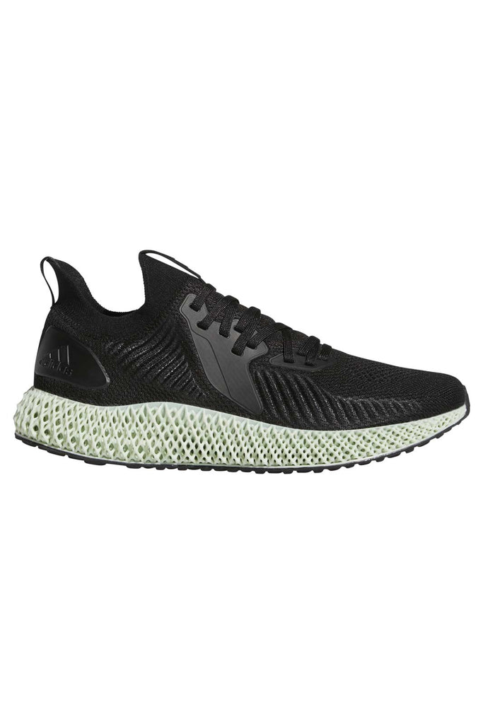 adidas | Alphaedge 4D Black Carbon | The Sports Edit