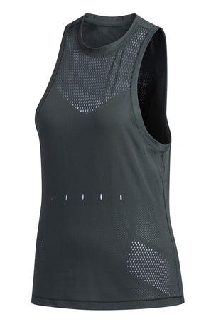ADIDAS Engineered Knit Tank Top - Legend Earth image 5 - The Sports Edit