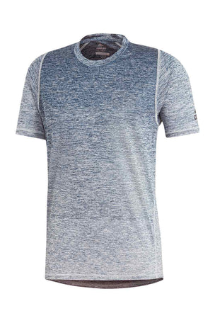 ADIDAS FreeLift 360 Gradient Graphic Tee - Grey image 5 - The Sports Edit