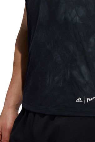 ADIDAS FreeLift Parley T-Shirt - Black image 4 - The Sports Edit