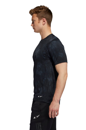 ADIDAS FreeLift Parley T-Shirt - Black image 6 - The Sports Edit