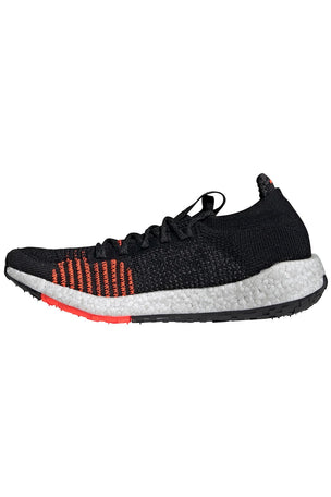 ADIDAS Pulseboost HD Shoes - Black/Grey/Red | Men's image 6 - The Sports Edit