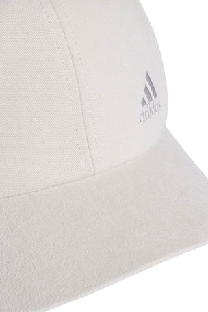 ADIDAS Women Six-Panel Cap - White image 3 - The Sports Edit