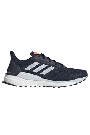 ADIDAS Solarboost 19 Shoes - Navy | Men's image 1 - The Sports Edit