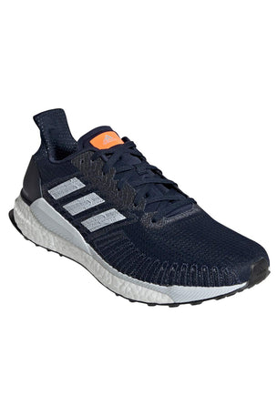 ADIDAS Solarboost 19 Shoes - Navy | Men's image 3 - The Sports Edit
