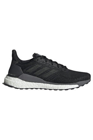 ADIDAS Solarboost 19 Shoes - Black | Women's image 1 - The Sports Edit