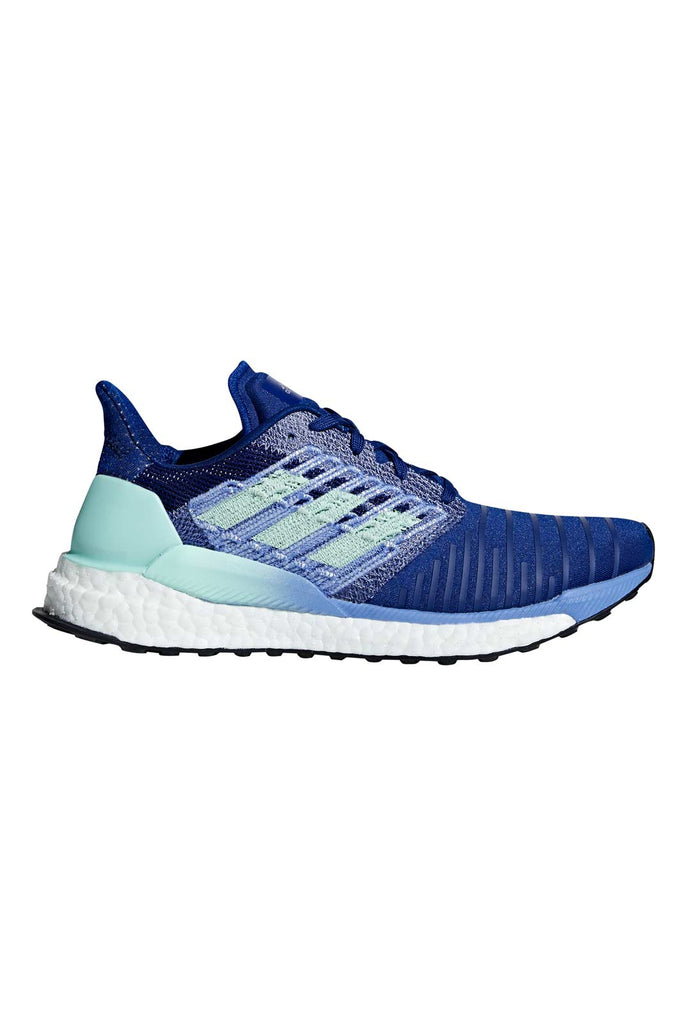 807c111bcfd4b ADIDAS Solarboost Shoe - Mystery Ink Mint Lilac image 1 - The Sports Edit