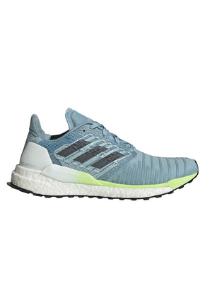 31bb16eeab2 ADIDAS Solar Boost Shoes - Ash Grey Onix Yellow image 1 - The Sports