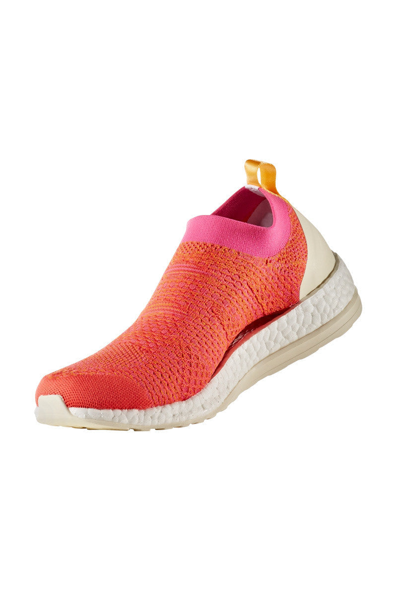 adidas X Stella McCartney Pure Boost X Shock Pink image 2 - The Sports Edit