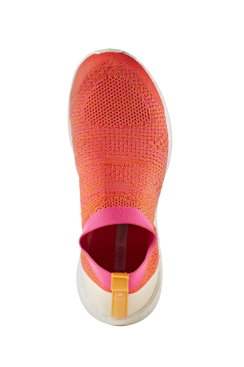 adidas X Stella McCartney Pure Boost X Shock Pink image 5 - The Sports Edit