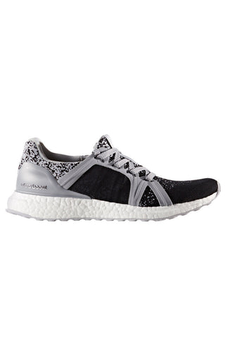 adidas X Stella McCartney Ultra Boost Silver/Grey/Black image 1 - The Sports Edit