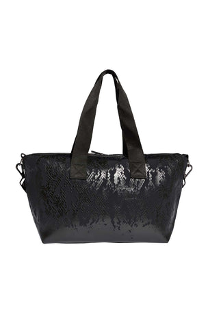 adidas X Stella McCartney Small Studio Bag - Black image 3 - The Sports Edit
