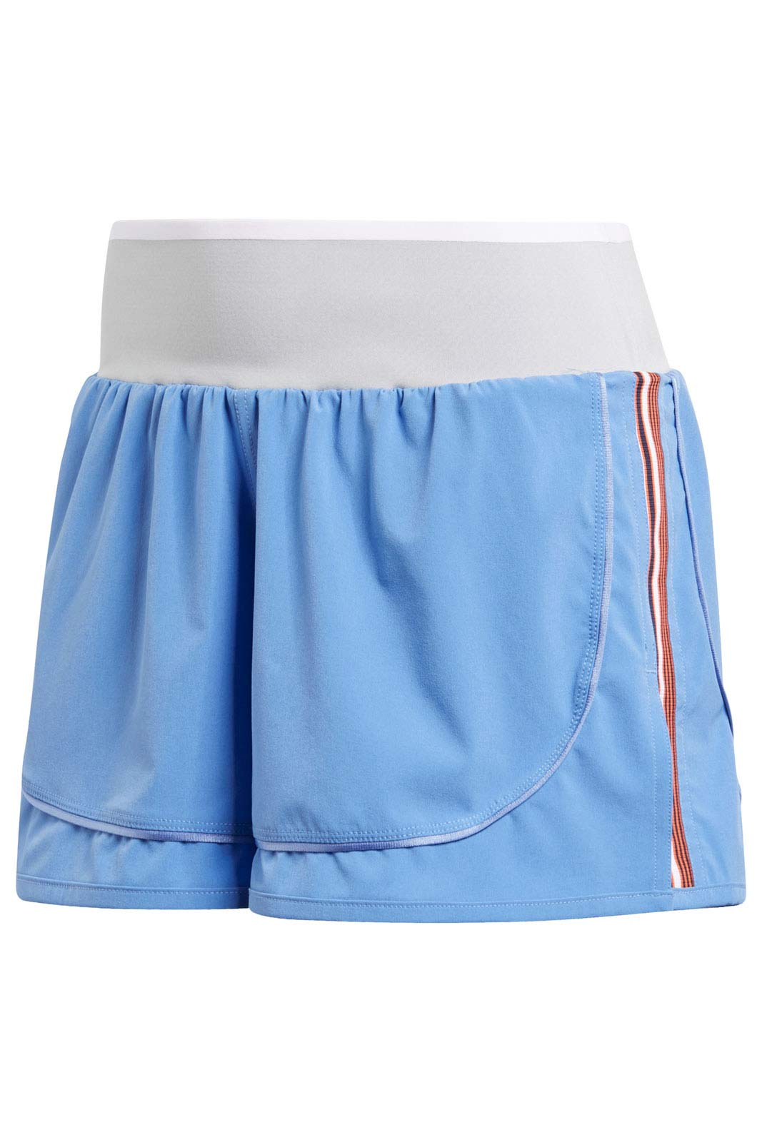 adidas X Stella McCartney Train HIIT Short - Storm Blue image 4 - The Sports Edit