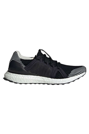 adidas X Stella McCartney Ultraboost Shoes - Black-White/Granite image 1 - The Sports Edit