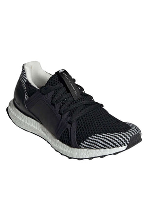 adidas X Stella McCartney Ultraboost Shoes - Black-White/Granite image 3 - The Sports Edit