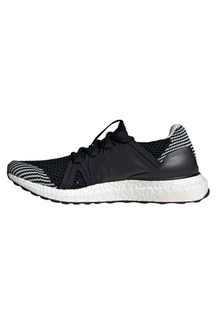 adidas X Stella McCartney Ultraboost Shoes - Black-White/Granite image 2 - The Sports Edit