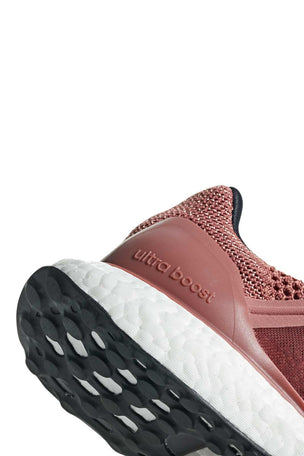 adidas X Stella McCartney UltraBoost Shoes - Raw Pink/Black image 4 - The Sports Edit