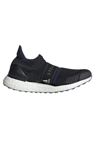 adidas X Stella McCartney Ultra Boost X 3D Shoes - Black/White image 1 - The Sports Edit