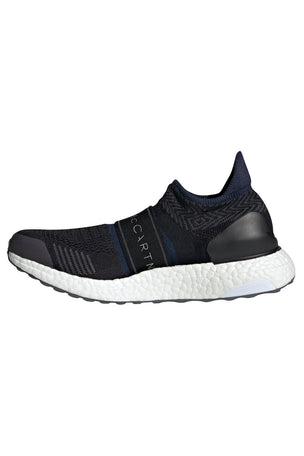 adidas X Stella McCartney Ultra Boost X 3D Shoes - Black/White image 2 - The Sports Edit