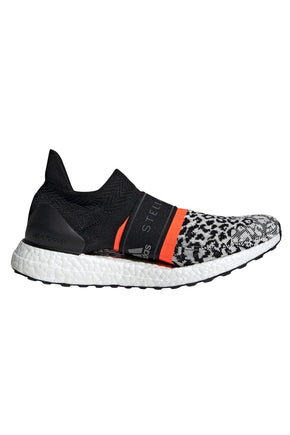 e8727f1832570 adidas X Stella McCartney Ultraboost X 3D Shoes - Black White Red image 1