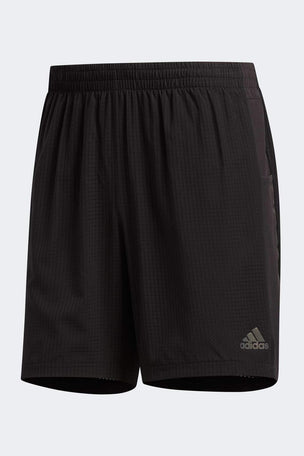 ADIDAS Supernova Shorts - Black image 5 - The Sports Edit