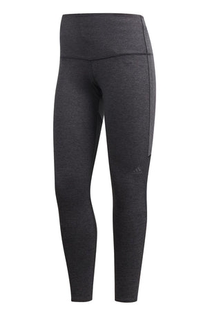 ADIDAS Ultra Seven-Eights Tights - Black image 4 - The Sports Edit