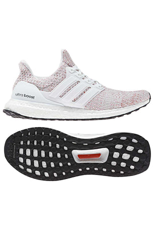 ADIDAS Ultra Boost 4.0 Trainers - Candy Cane - Men's image 5 - The Sports Edit