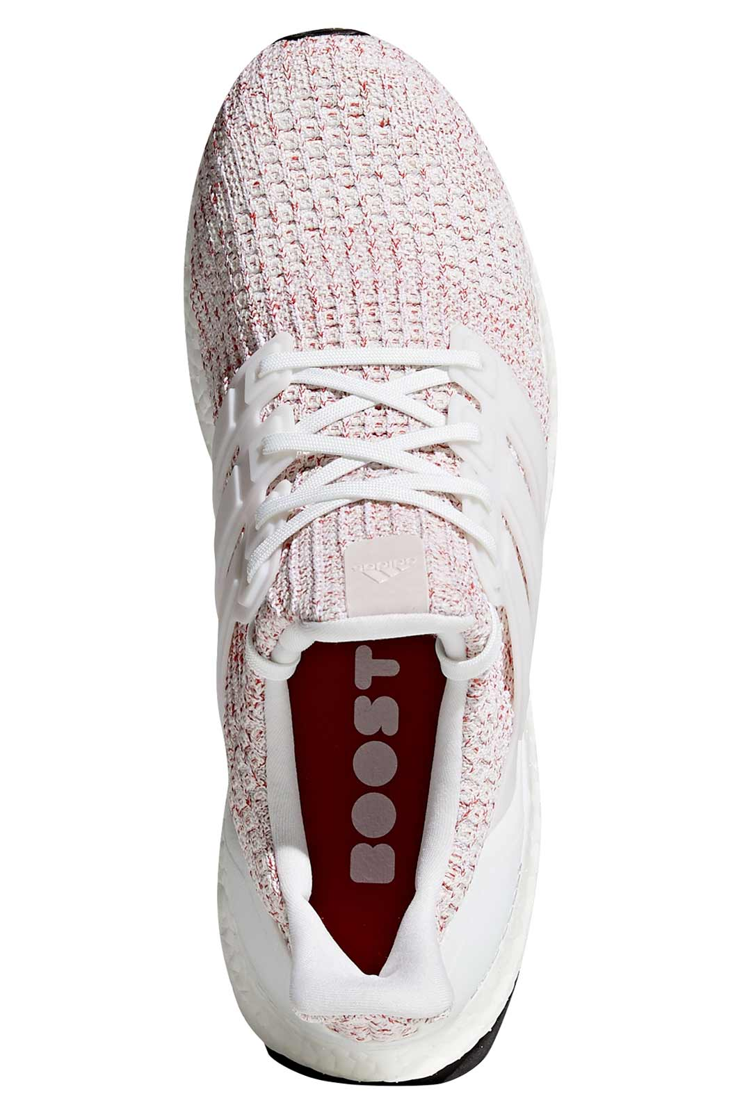 ADIDAS Ultra Boost 4.0 Trainers - Candy Cane - Men's image 2 - The Sports Edit