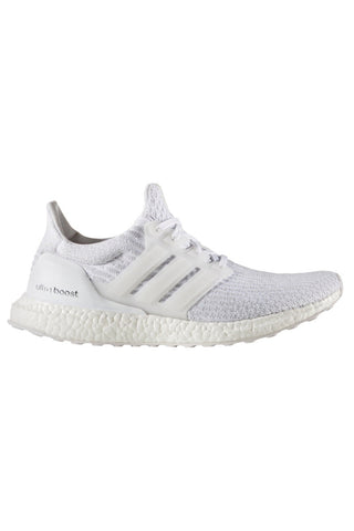 ADIDAS Women's Ultra Boost 3.0 'Triple White' image 1 - The Sports Edit