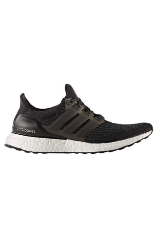 ADIDAS Ultra Boost Core Black - Men's image 1 - The Sports Edit