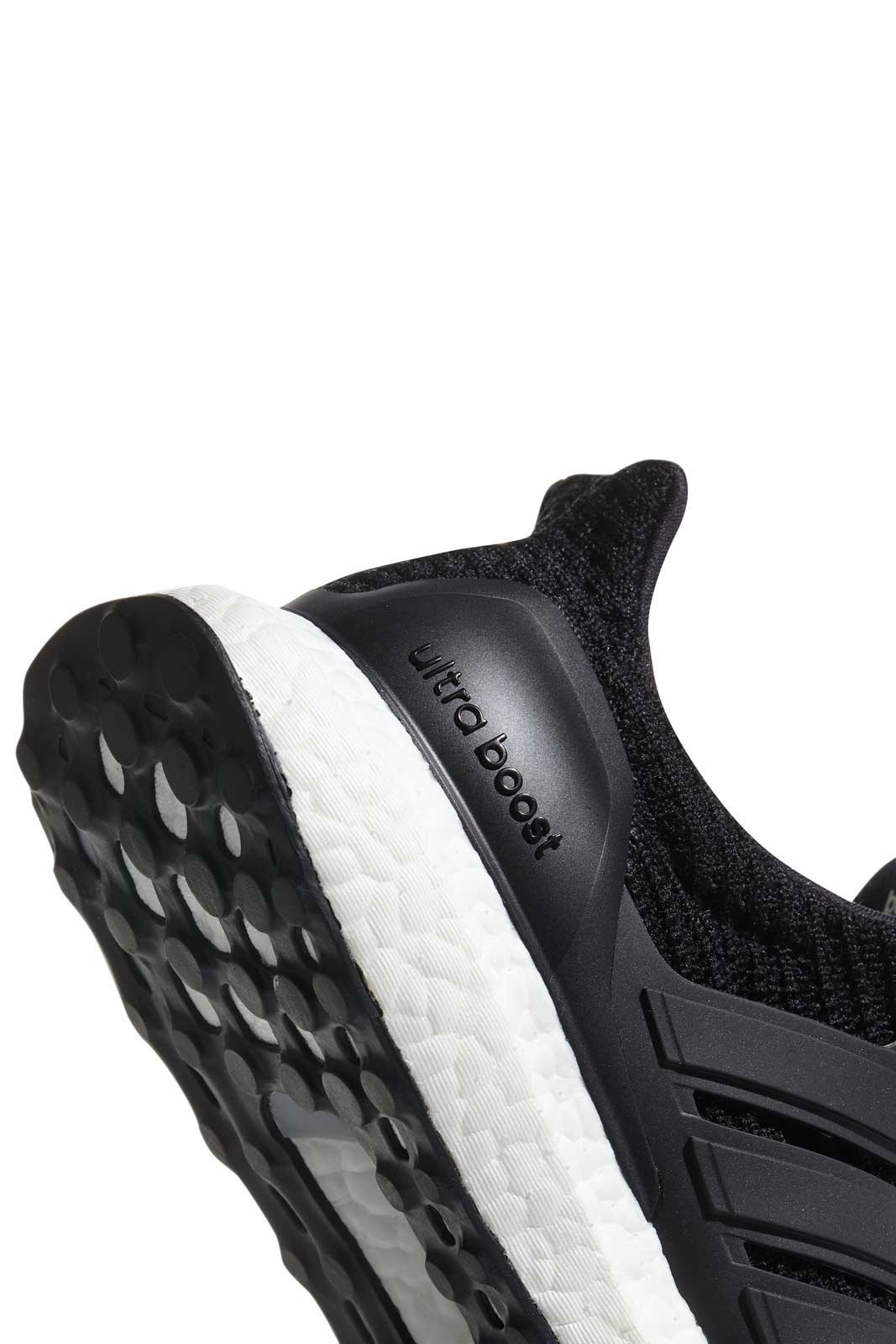 ADIDAS Ultra Boost 4.0 - Core Black - Women's image 2 - The Sports Edit