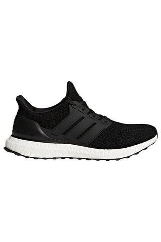 ADIDAS Ultra Boost Trainers 4.0 - Core Black - Men's image 1 - The Sports Edit