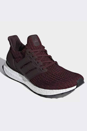 ADIDAS Ultraboost Shoes - Night Red | Men's image 4 - The Sports Edit