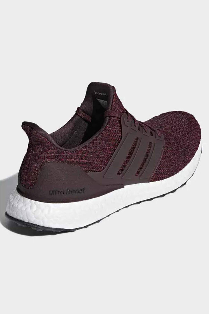 cb1176a8553f ADIDAS Ultraboost Shoes - Night Red | Men's image 5 - The Sports Edit