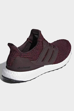 ADIDAS Ultraboost Shoes - Night Red | Men's image 5 - The Sports Edit