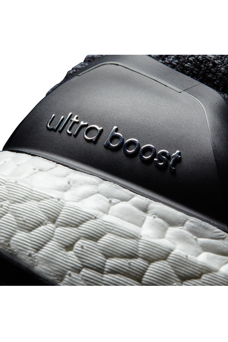 ADIDAS Women's Ultra Boost 3.0 'Core Black' image 5 - The Sports Edit