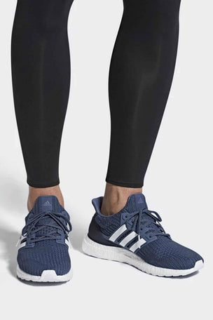 ADIDAS Ultraboost Shoes - Tech Ink | Men's image 6 - The Sports Edit