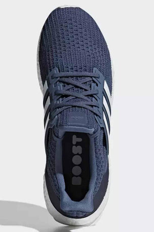 ADIDAS Ultraboost Shoes - Tech Ink | Men's image 4 - The Sports Edit