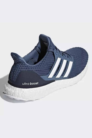 ADIDAS Ultraboost Shoes - Tech Ink | Men's image 3 - The Sports Edit