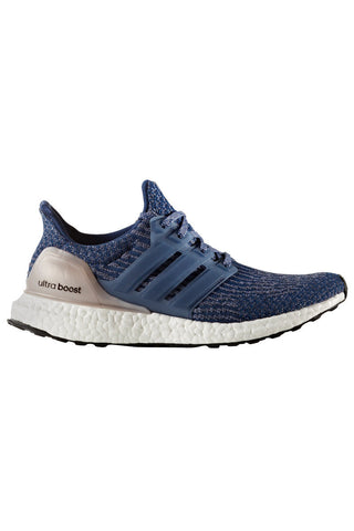 ADIDAS Ultra Boost 3.0 Mystery Blue - Women's image 1 - The Sports Edit