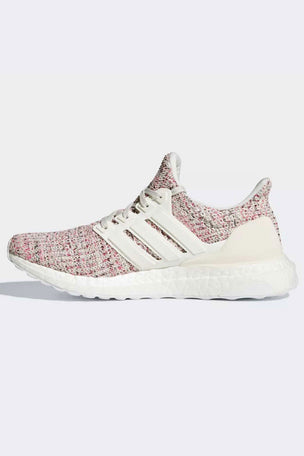 ADIDAS Ultraboost Shoes - Chalk Pearl | Women's image 4 - The Sports Edit