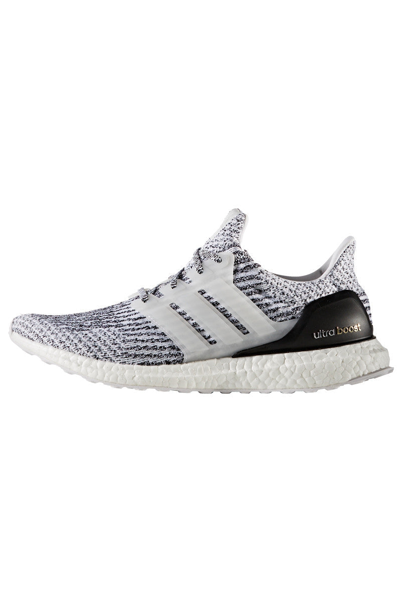 ADIDAS Ultra Boost 3.0 Oreo - Men's image 2 - The Sports Edit