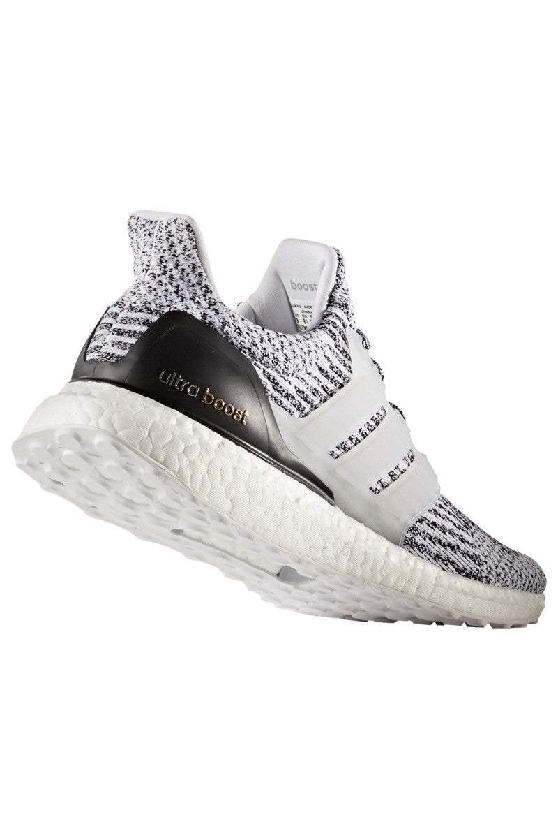 ADIDAS Ultra Boost 3.0 Oreo - Men's image 5 - The Sports Edit